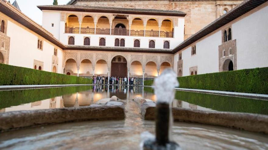 La Alhambra que espera