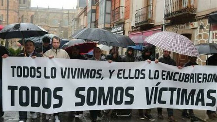 The Spanish Church debates about the victims of abuse ... without the victims