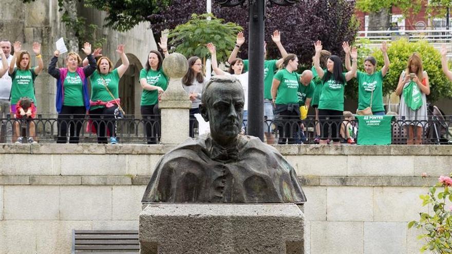 El PPdeG rinde homenaje en Vilalba a los valores de Fraga con motivo del Día de Galicia