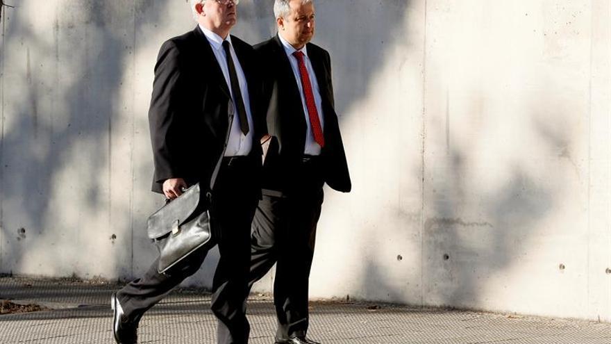 La Audiencia Nacional confirma el procesamiento a Verdú y Barcoj por Bankia