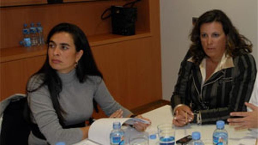 Rita Martín y Hernández Bento en una imagen de archivo.