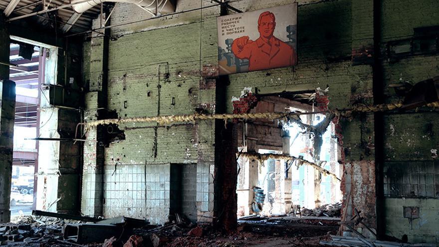 ORGAS pretendía unir las fábricas soviéticas para dar información en tiempo real de su interés y sobre su productividad (Imagen: Andrew Kuznetsov | Flickr)