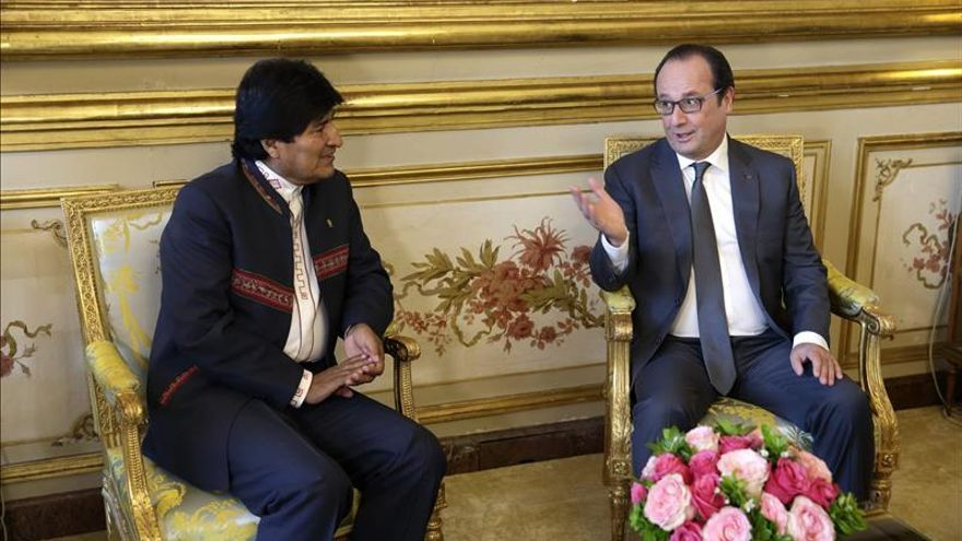 Bolivia comprará a Francia radares por valor de 200 millones de euros