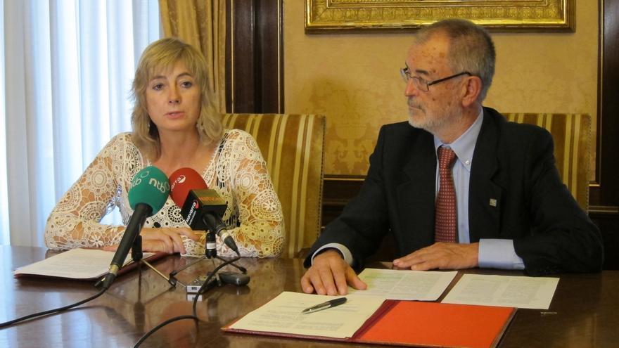 El Gobierno foral retoma la colaboración con Eusko Ikaskuntza para el fomento de diversos proyectos culturales