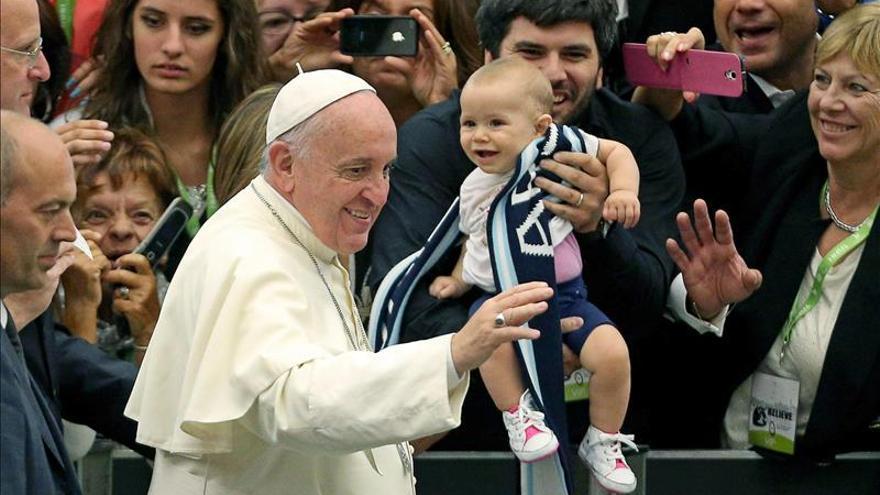 El papa Francisco. \ Efe