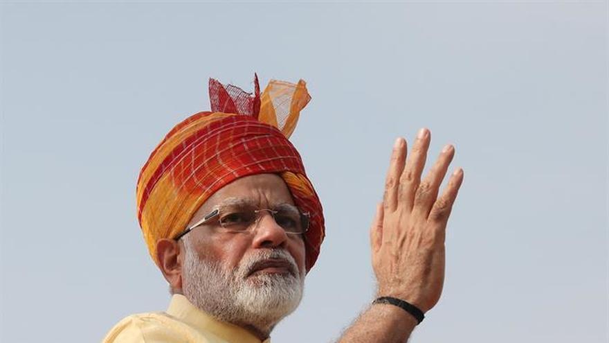 Modi ofrece a Rajoy colaborar contra el terrorismo