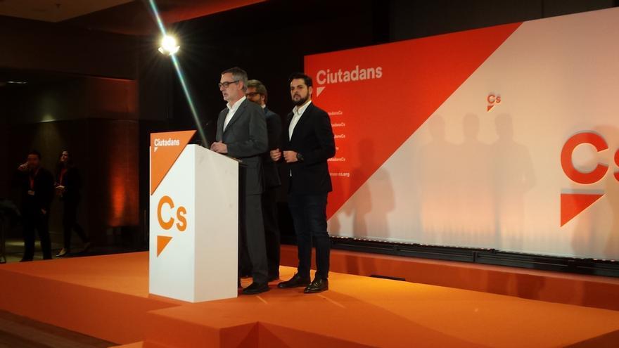 """Villegas (Cs) aplaude la participación y la """"normalidad democrática"""" de la jornada"""