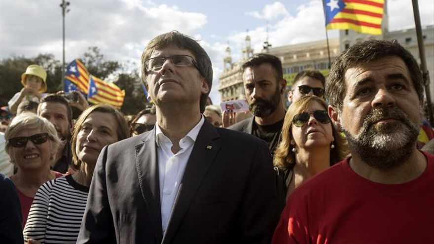 """Jordi Sànchez (ANC): """"Las resoluciones del TC ya no nos vinculan"""""""