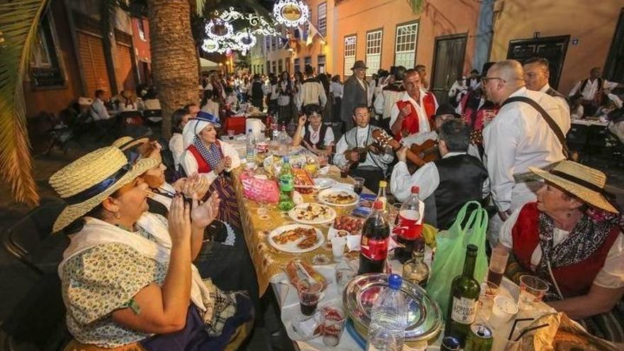 Fiestas de Mayo en Santa Cruz