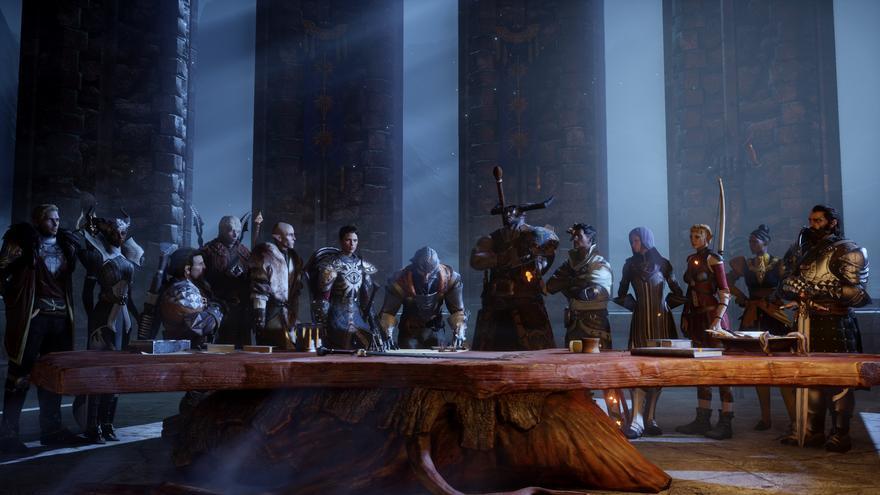 Dragon Age III Inquisition Gamescom 2014