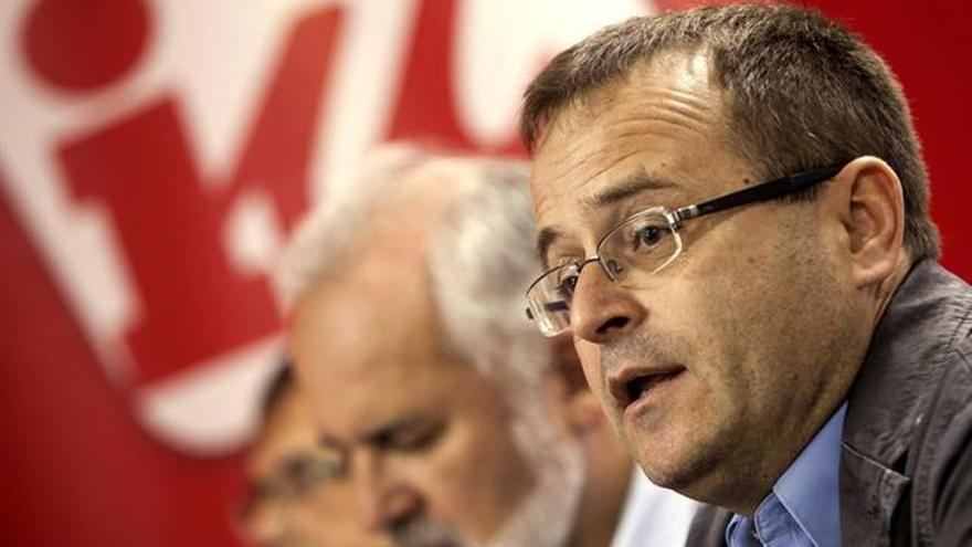 Ramón Trujillo, único concejal de IUC en Santa Cruz