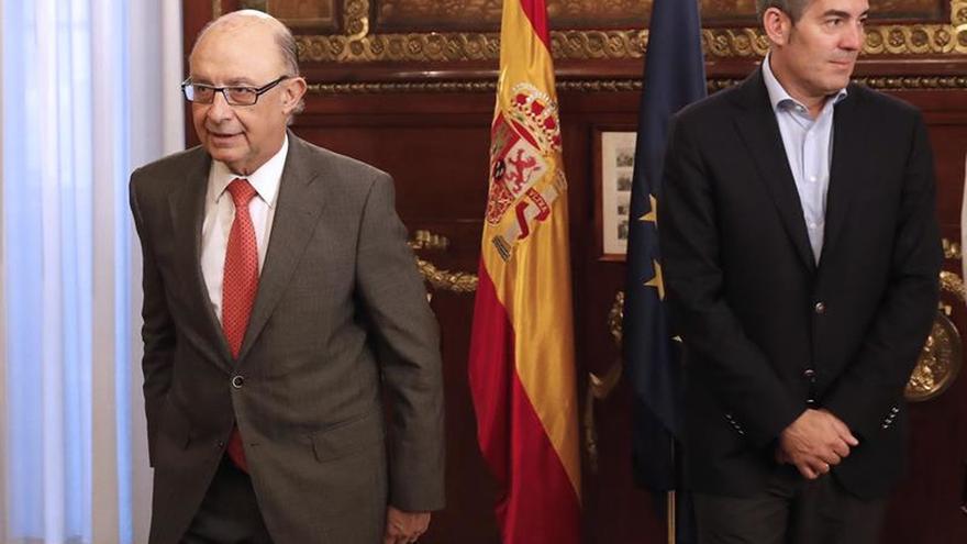 Canarias tendrá 400 millones más al año al cambiarse el Fondo de Competitividad