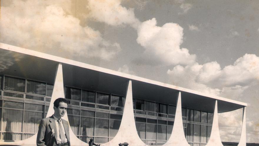 Vladimir Herzog, en una foto de archivo cedida por la familia