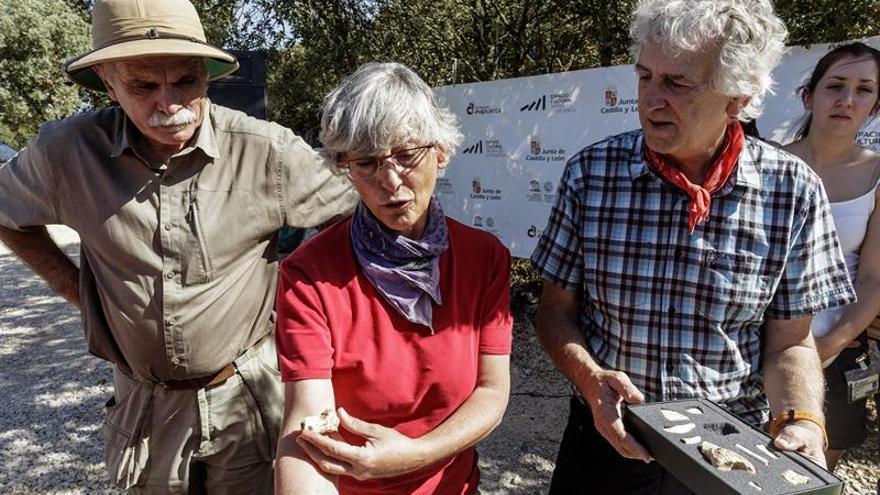Atapuerca, único yacimiento de Europa que arroja restos del pleistoceno medio
