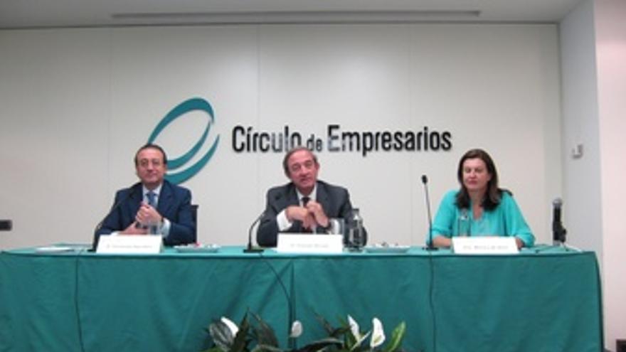 Claudio Boada, Presidente Del Círculo De Empresarios Y Dos Vicepresidentes