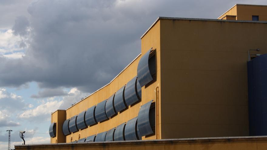Centro de Internamiento de Extranjeros de Madrid. Foto: E. C.