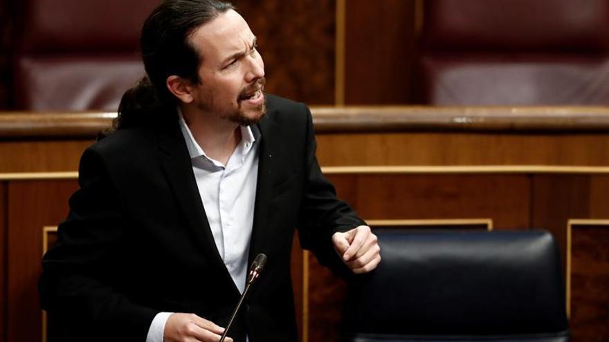Iglesias confirma que el IMV será efectivo el próximo mes de mayo