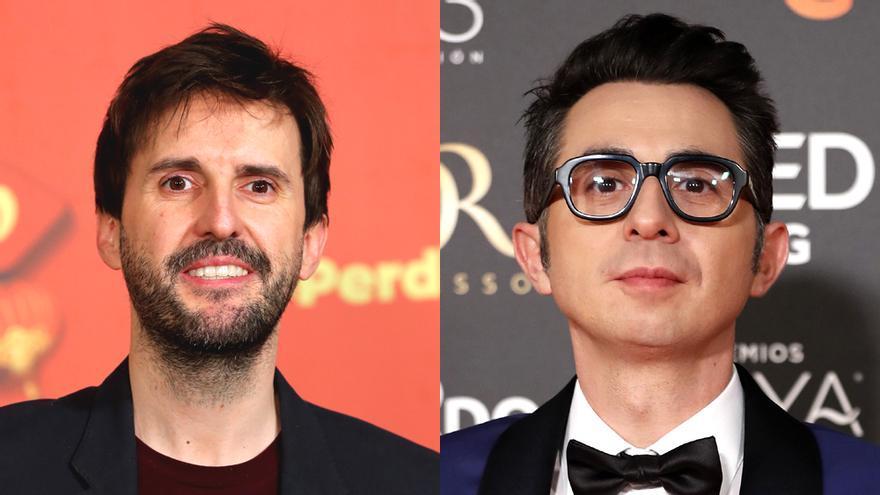 """Julián López y Berto Romero, duelo de cómicos invitados de """"Lo siguiente"""" y """"El hormiguero"""""""