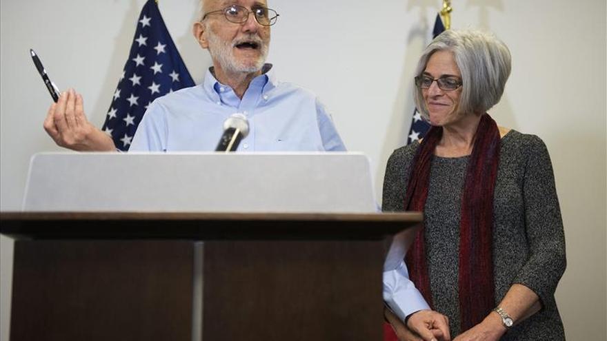 Alan Gross asiste en Miami a una recaudación de fondos a favor de un grupo de cabildeo