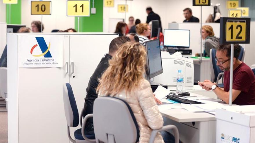 Hacienda ha devuelto 7.315 millones de euros en la campaña de la renta