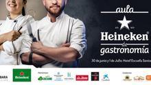 La final del Aula Heineken de Gastronomía será el domingo 1 de julio en el Hotel Escuela de la capital tinerfeña