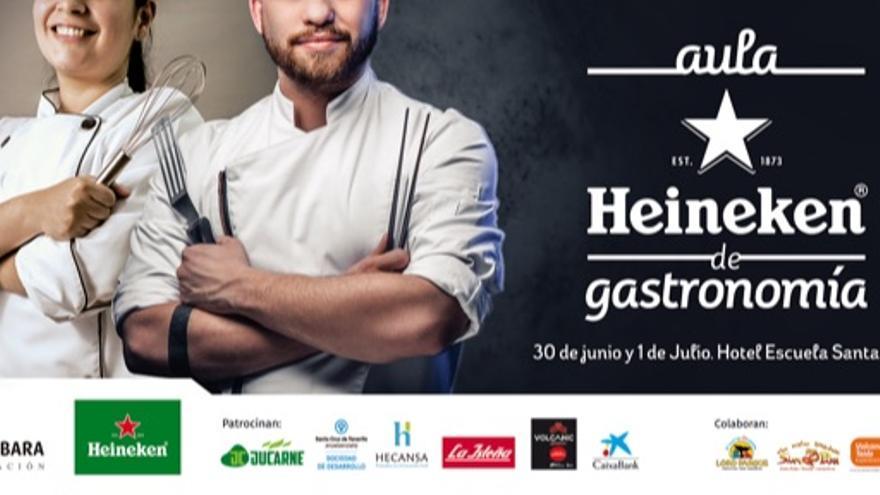 Imagen promocional del concurso gastronómico