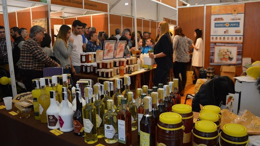 Más de 30.000 personas visitan la Feria Apícola de Pastrana