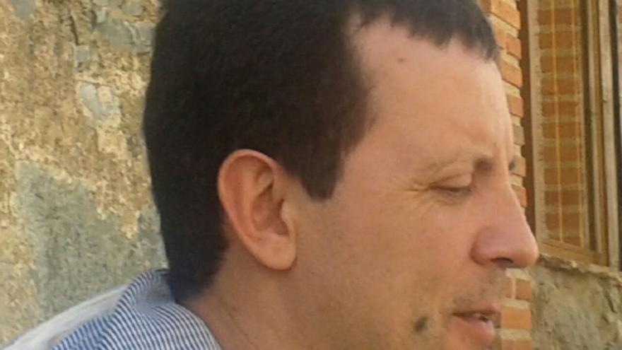 Josu Elespe, hijo del edil socialista de Lasarte asesinado por ETA en 2001.