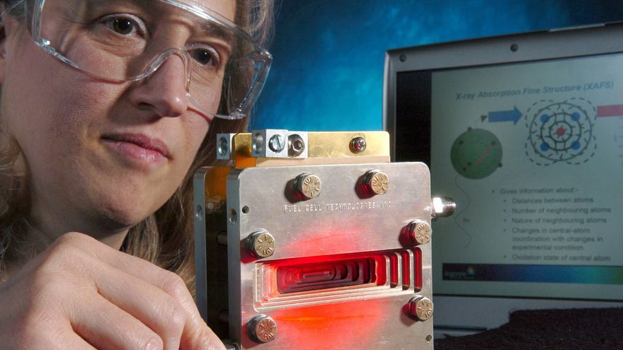 Cell fuel - Foto Argonne National Laboratory