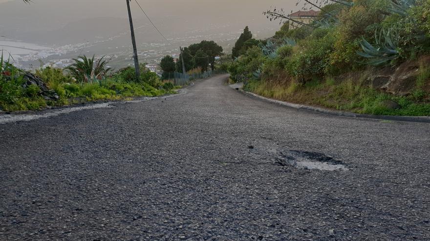 Puntallana repavimentará las vías municipales.