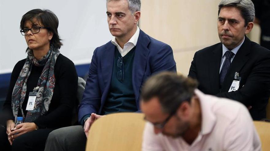 Costa, condenado a 4 años por la financiación ilegal del PP en Valencia