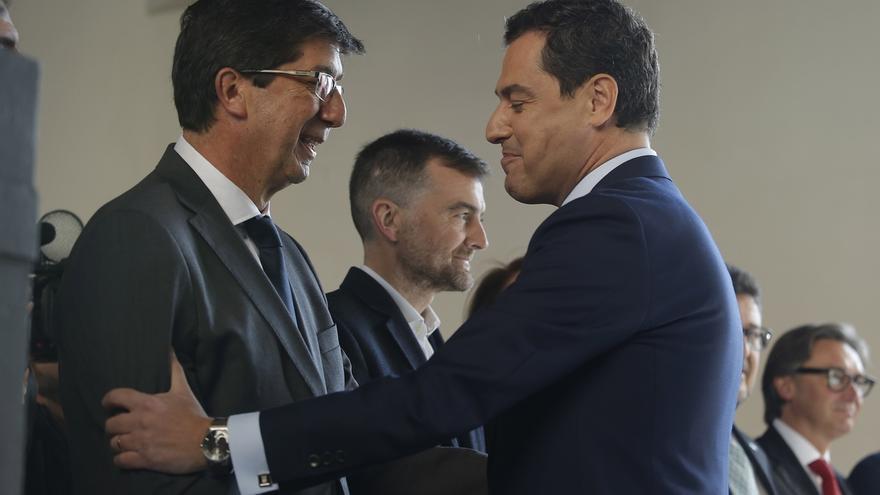 """Marín destaca el discurso """"respetuoso"""" de Moreno, """"una mano tendida real"""" a la oposición"""