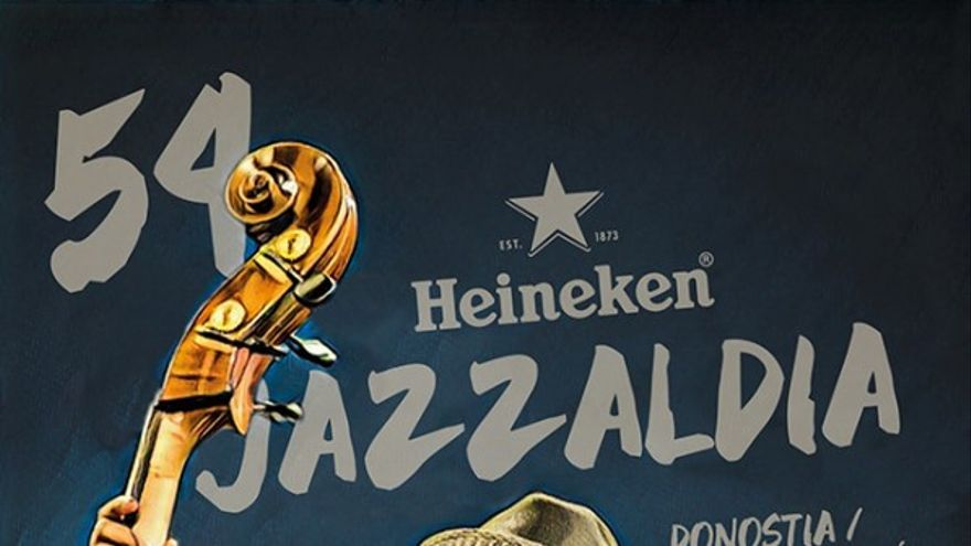 Cartel del Jazzaldia de 2019