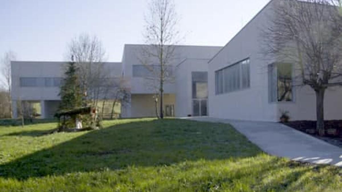 El colegio Geroa Eskola, en Álava