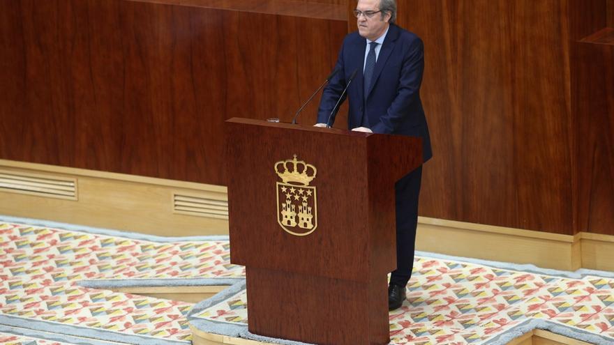 Gabilondo señala a Garrido como la persona de confianza de Cifuentes y cree que su investidura es un error