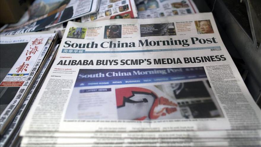 Periodistas de Hong Kong expresan su preocupación por la compra del diario SCMP