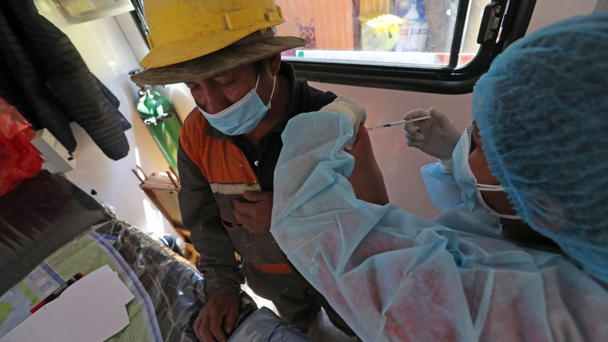 Bolivia registra 237 nuevos casos y ocho decesos a causa de la covid-19