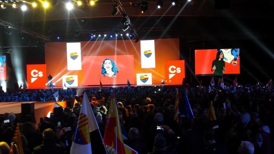 """Marín (Cs): """"Faltan sólo cuatro días para que Inés Arrimadas y Cs devuelvan la normalidad a Cataluña"""""""