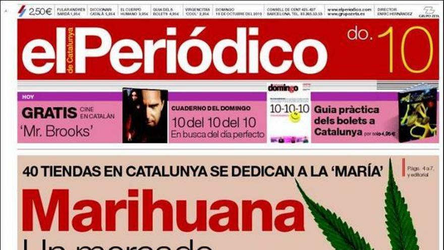 De las portadas del día (10/10/2010) #9
