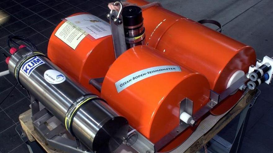 Despliegan sismómetros en el mar de Alborán para estudiar una falla submarina