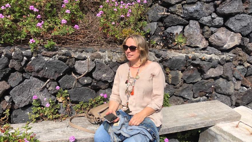 Eva Hernández es gerente del Consejo Regulador de la Denominación de Origen Vinos La Palma.