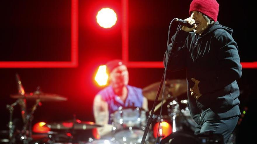 La venta de entradas para ver a Red Hot Chili Peppers empieza mañana