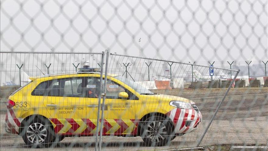 Citan a 19 personas ante juez por robo de diamantes en aeropuerto de Bruselas