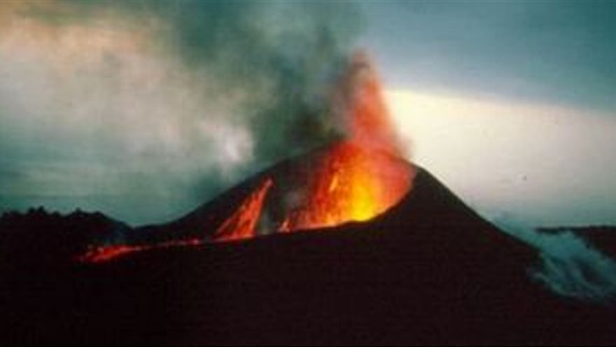 Un documental revive la erupción del Teneguía