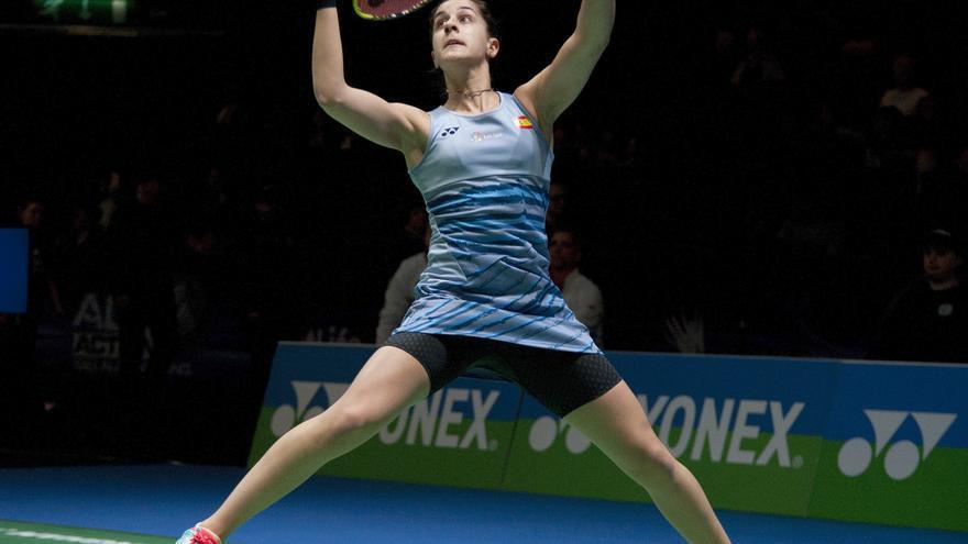 Carolina Marín no podrá luchar por el título en All England.
