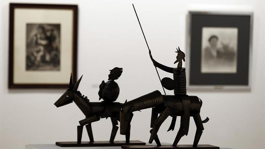 La Biblioteca Nacional de Costa Rica exhibirá 45 obras inspiradas en El Quijote