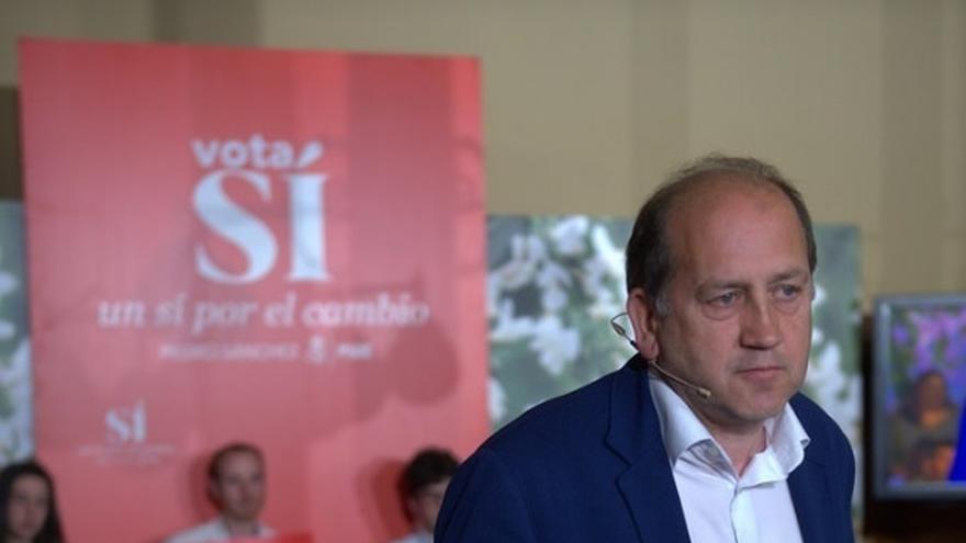Leiceaga (PSdeG)pide a Pedro Sánchez que lleve al Congreso los temas gallegos y que se implique en la campaña autonómica
