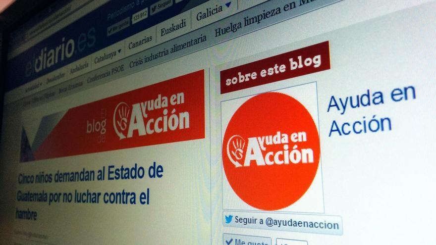 Blog de Ayuda en Acción en eldiario.es