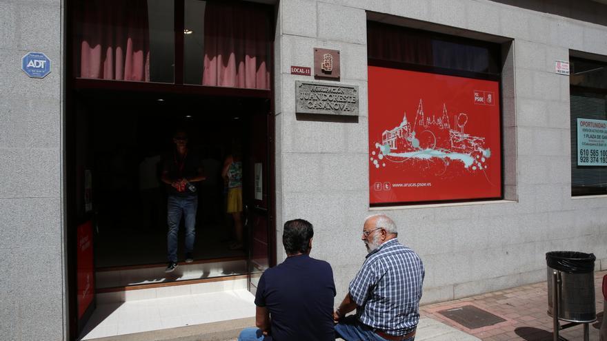 Primarias del PSOE en Canarias.