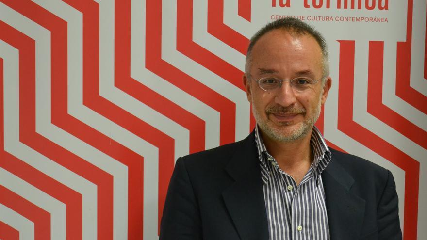 Stefano Mancuso, en La Térmica de Málaga | N.C.
